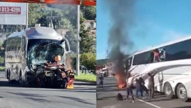 Autobús-sin-frenos-choca-autos-deja-víctimas