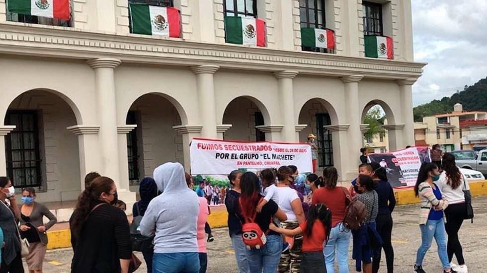 Familiares-exigen-liberación-de-21-secuestrados-en-Chiapas