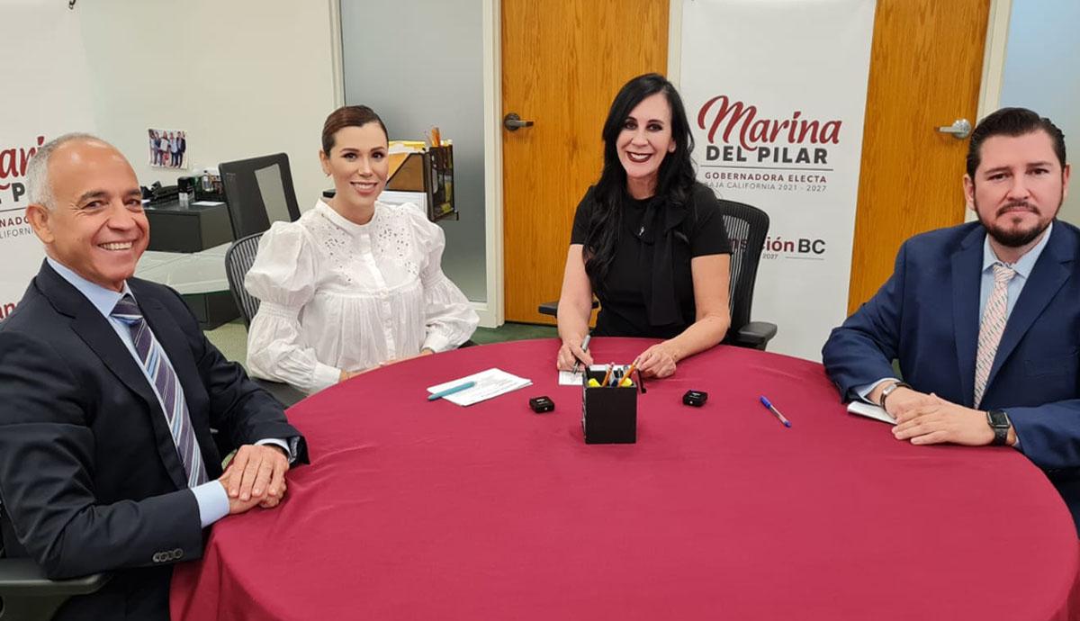 Marina-del-Pilar-nombra-a-titulares-de-Economía-Bienestar-y -Deporte