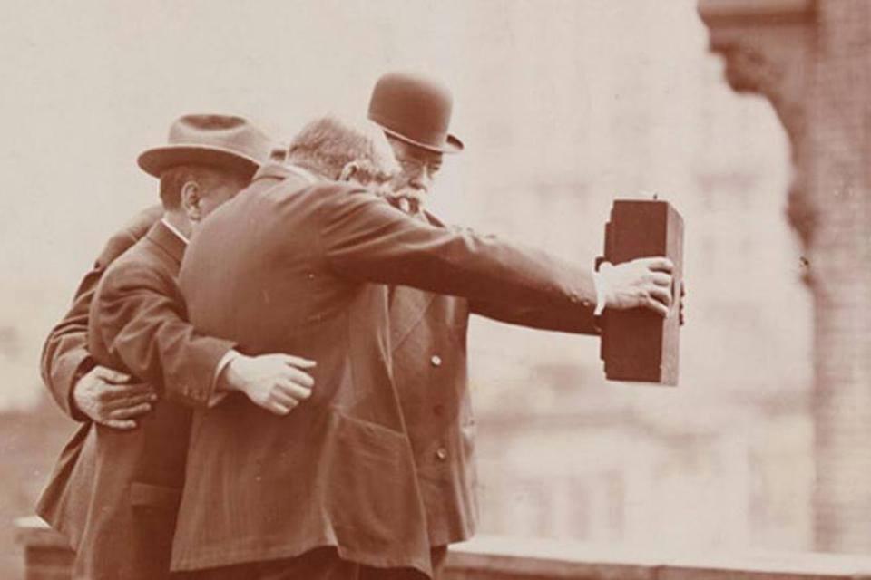 De la fotografía a las selfies.