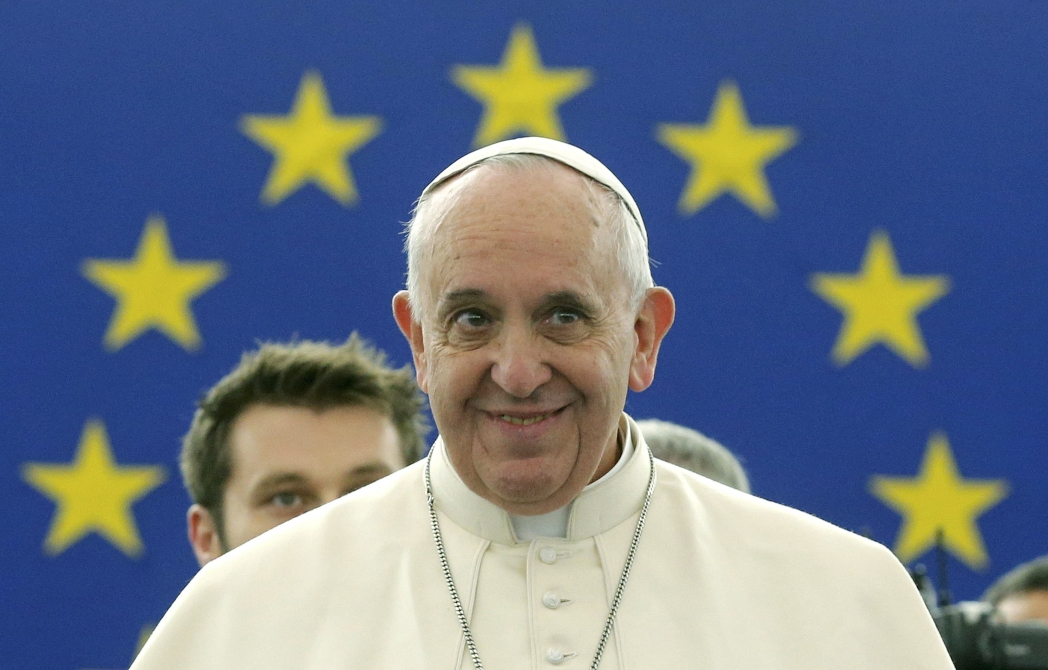 El Papa frente a los retos de su época en tiempo real.