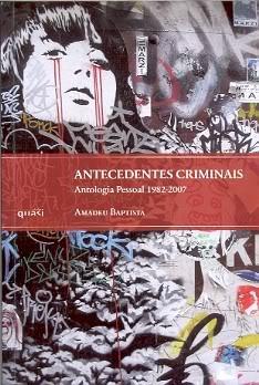 Antecedentes criminais de Amadeu Baptista