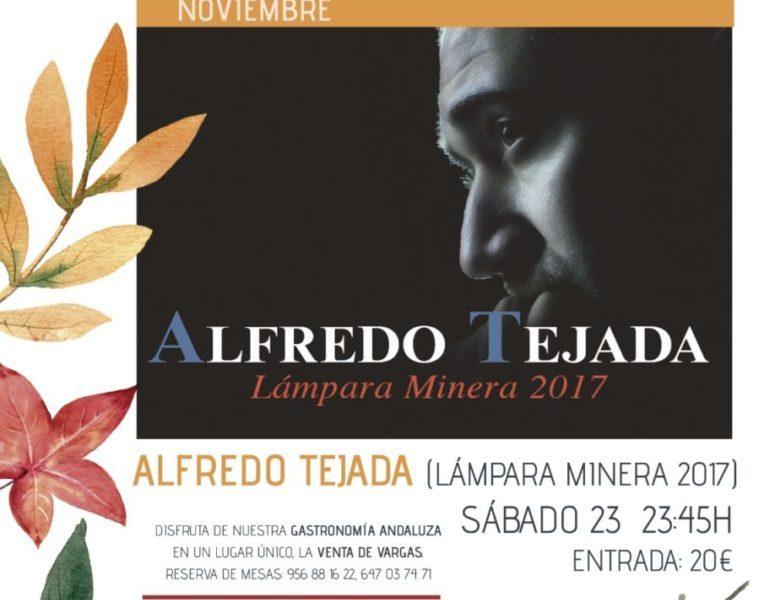 Premio Lampara Minera, Alfredo Tejada