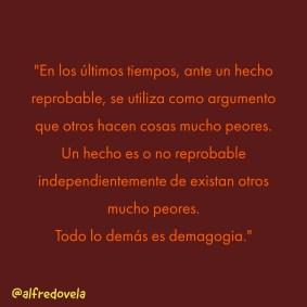Citas interesantes de @alfredovela (V)