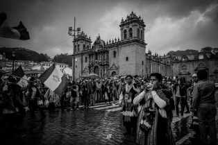 Qoyllurit'i - Protesta antiminera © Alfredo Velarde
