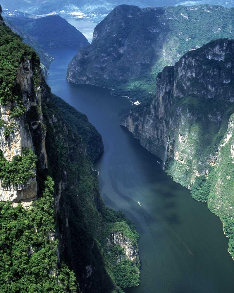 Las regiones naturales del estado de Chiapas  Conoce