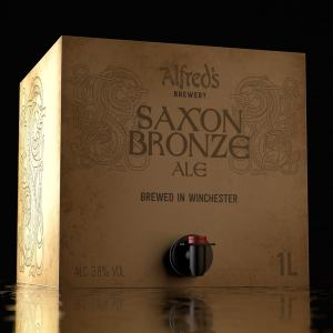 Saxon Bronze 1L Box