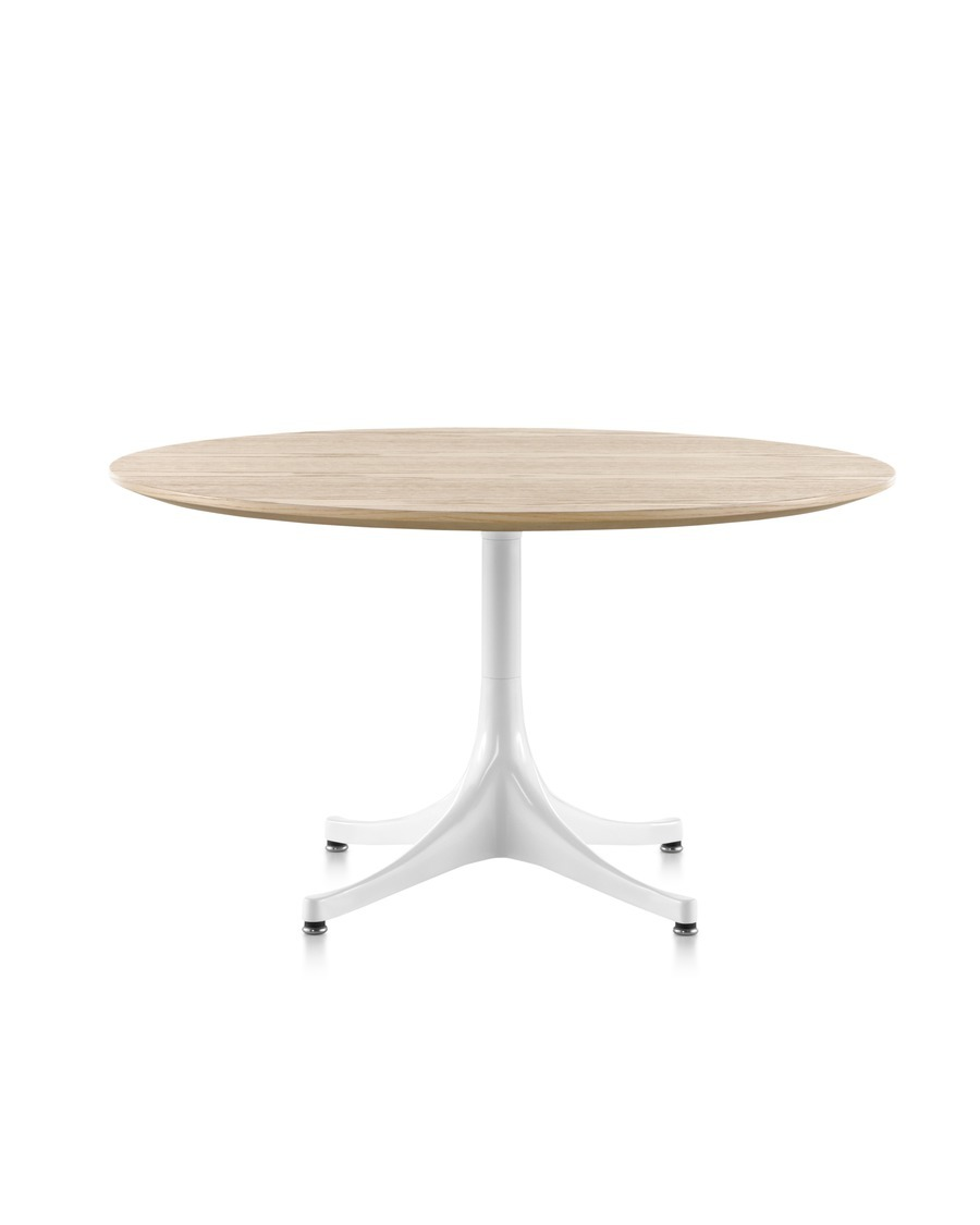 Nelson Pedestal Table  Alfred Williams  Company