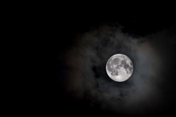 full moon December 2015