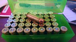 Now loading .44 Magnum...are you feeling lucky?