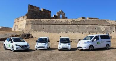 Castro Marim: Transporte social, fiscalização e serviço de águas trabalham com veículos 100% elétricos