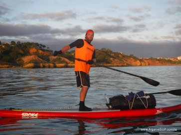 Peaceful paddling!