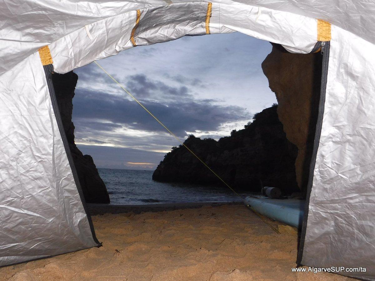 Trans Algarve SUP expedition
