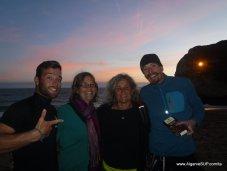 2nd night above Benagil cave.