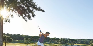 laranjal golf course algarve
