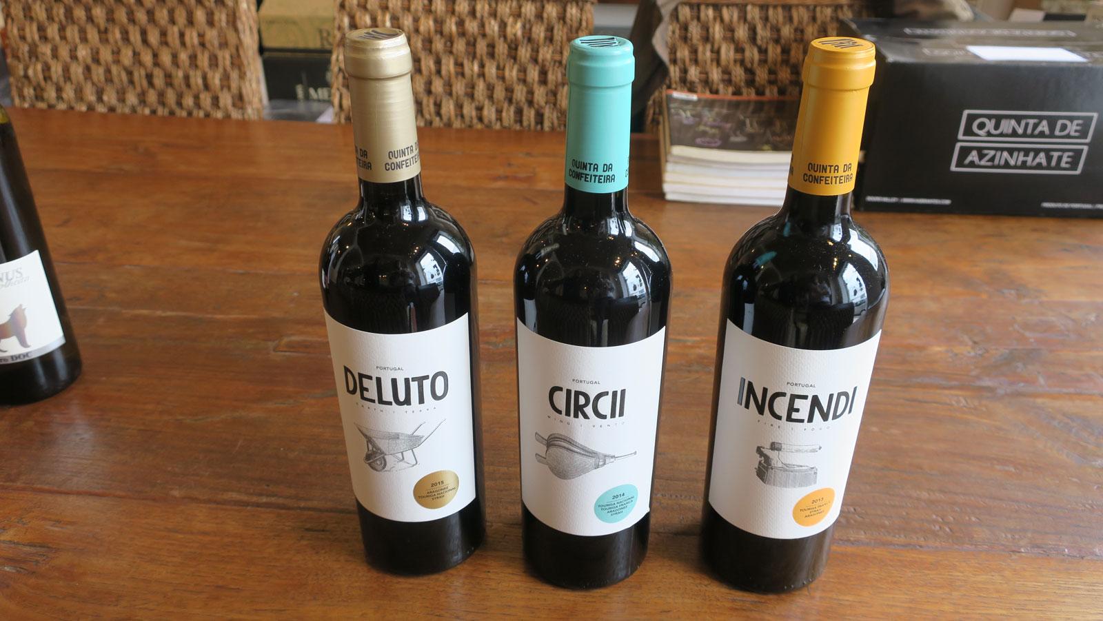 algarve wine pack