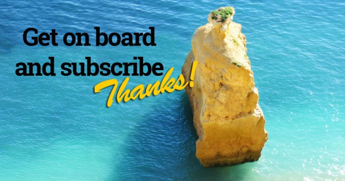 subscribe to algarve addicts