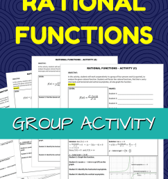 Rational Functions and Their Graphs - Activity - Algebra2Coach.com [ 1102 x 735 Pixel ]