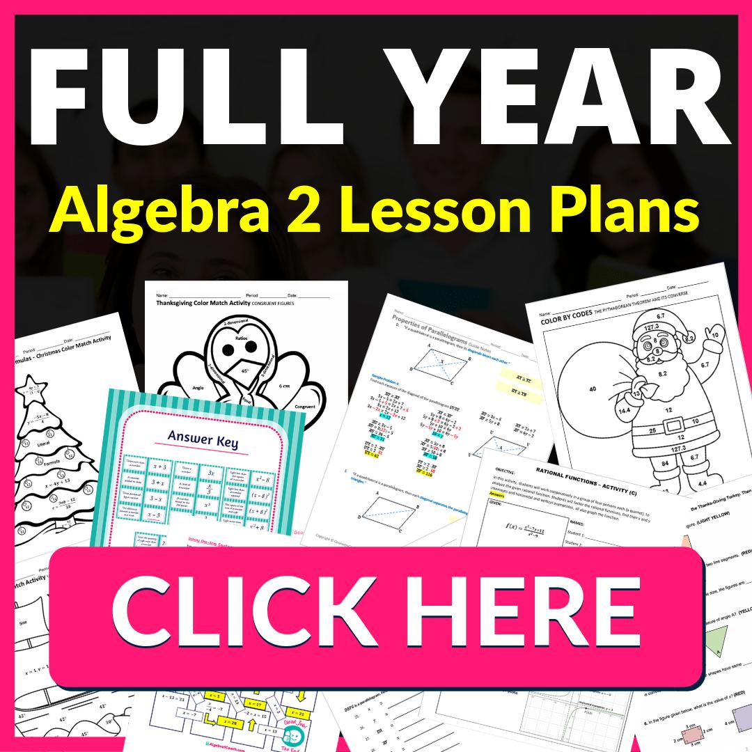 Angry Birds Parabola Project Algebra2coach