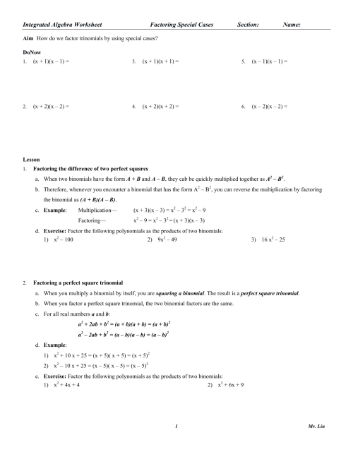 small resolution of Worksheet B2 Permutations Answers   Printable Worksheets and Activities for  Teachers