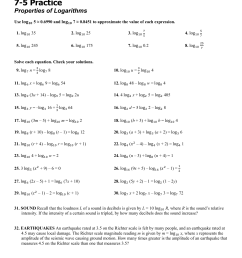 Holt Mathematics Worksheet Answers   Printable Worksheets and Activities  for Teachers [ 1632 x 1275 Pixel ]