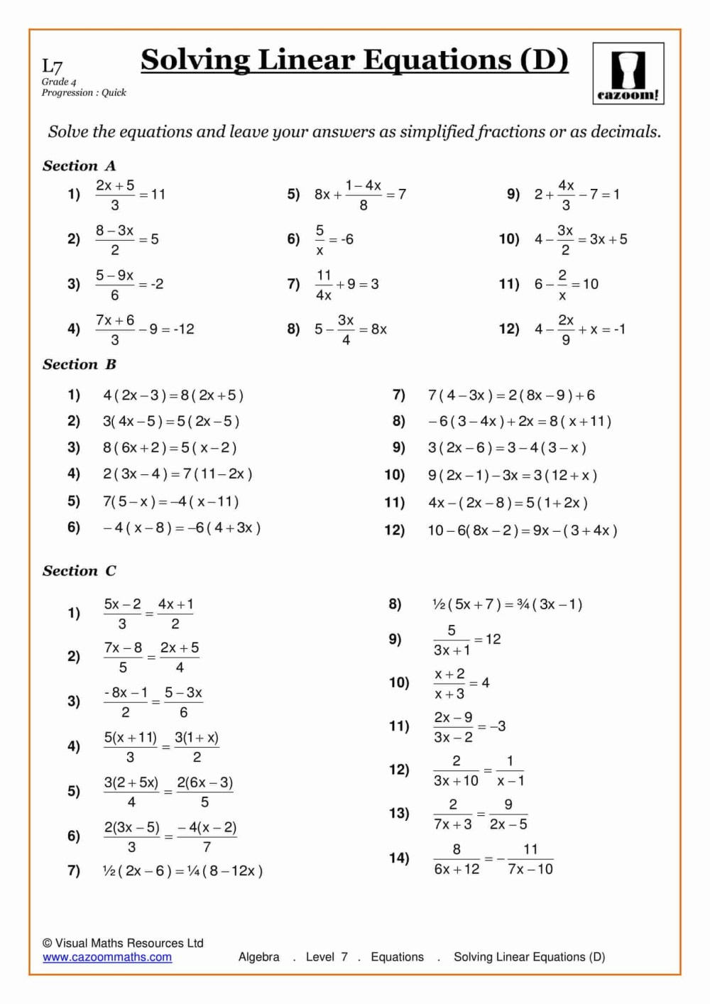 medium resolution of Pre Ap Math 7th Grade Worksheets   Printable Worksheets and Activities for  Teachers