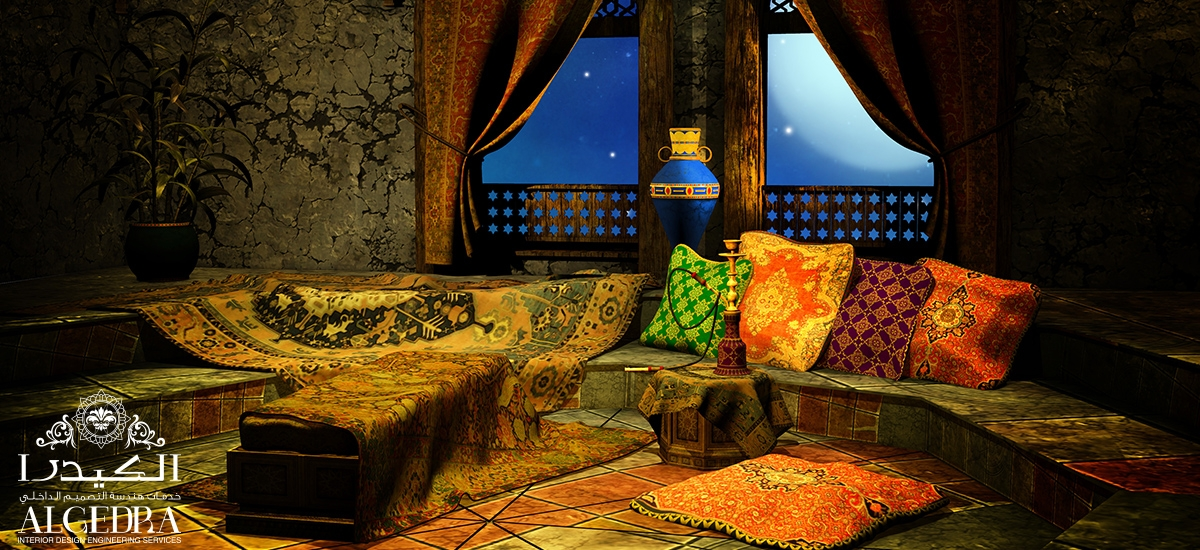 arabian living room comfy chairs for the sittings in modern islamic styles style