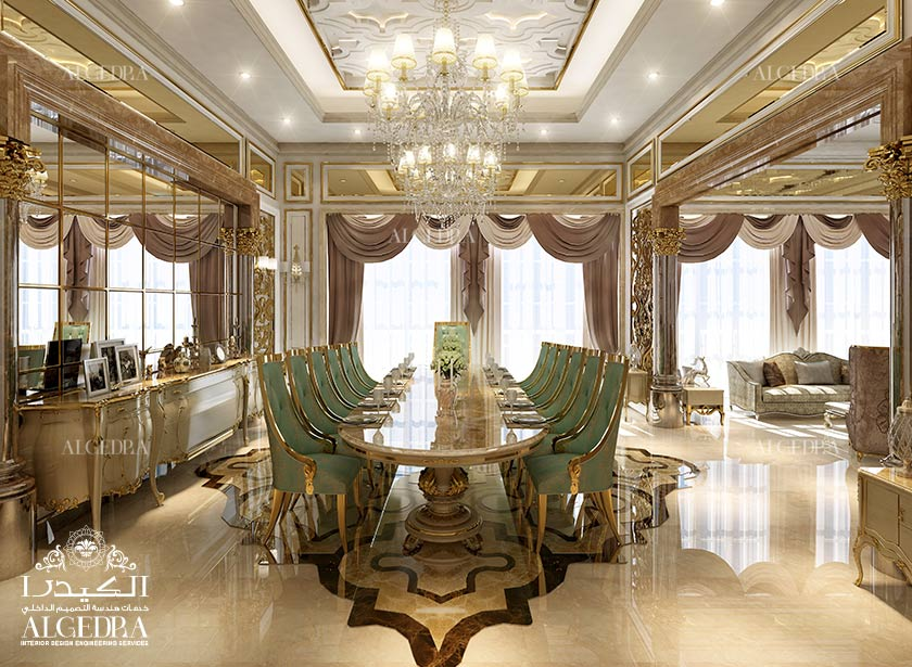 Best Dcor Company In Dubai Luxury Villa Decoration Services