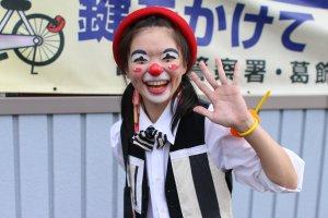 クラウンアルくん 新小岩駅東北ひろば祭り2019