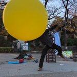 いろんな種類の芸が見れる上野公園の大道芸! 大道芸人GEN(ジェン)のスケジュール