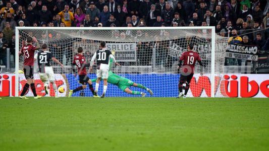 Juventus Milan AC 102