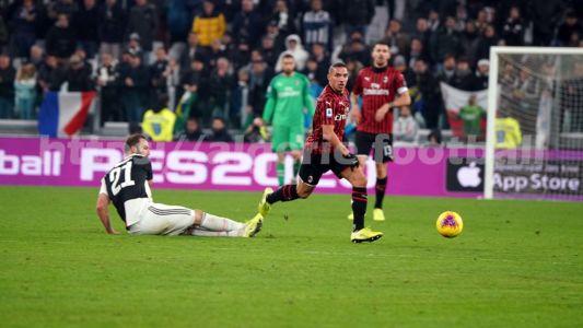 Juventus Milan AC 127