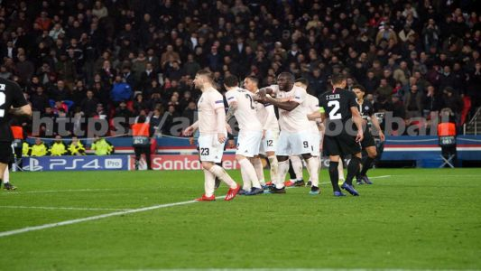 PSG Man United 121