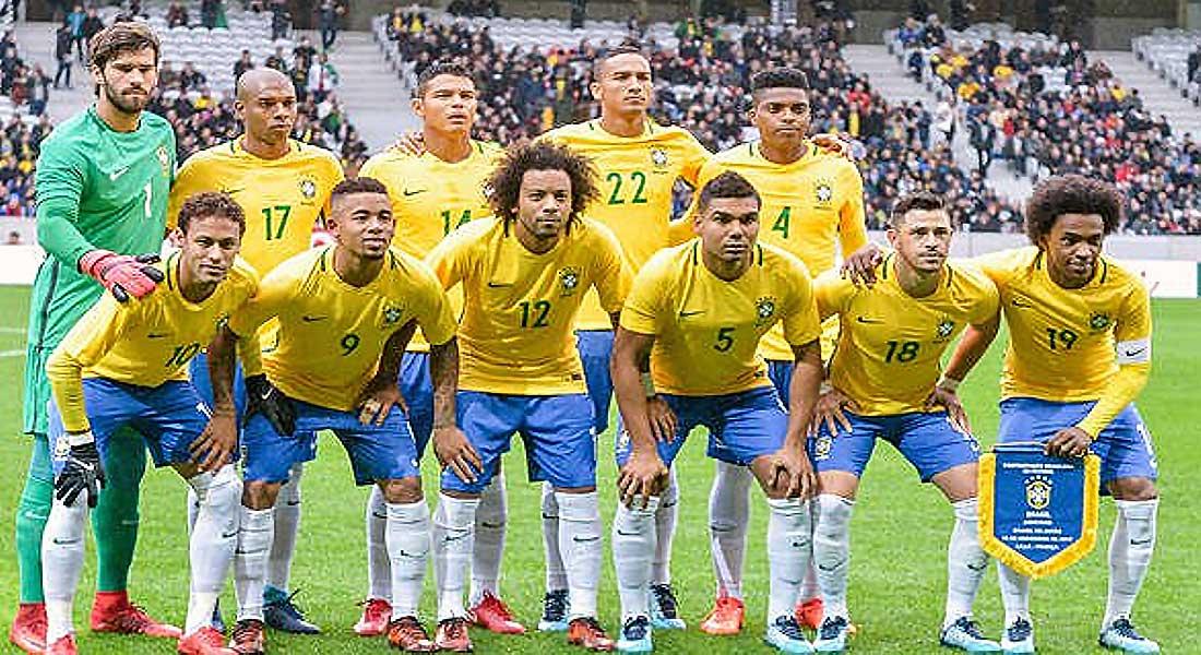Eliminatoires mondial 2022 : Paraguay – Brésil (0-2)