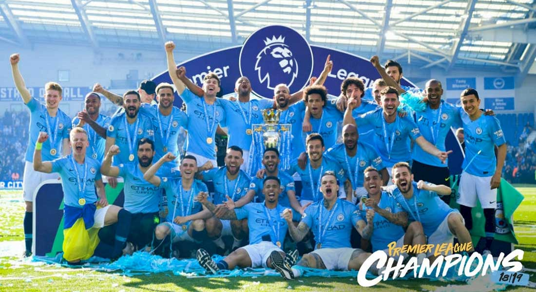 Manchester City 1 – Tottenham 0 ( Finale Cup League)
