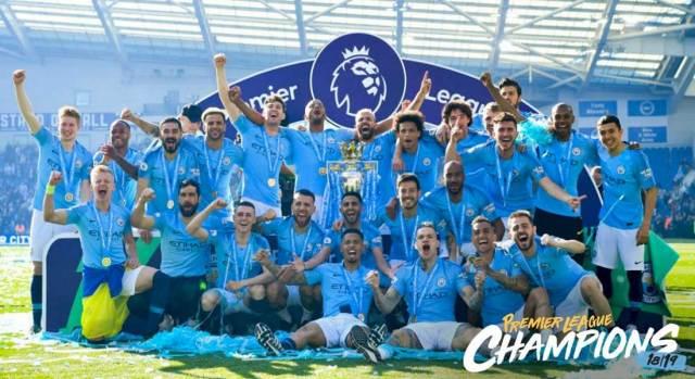Manchester City 1 – Tottenham 0 ( Finale Cup League)