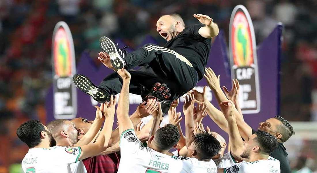 Reportage de Beinsports sur le sacre de l'Algérie à la CAN 2019