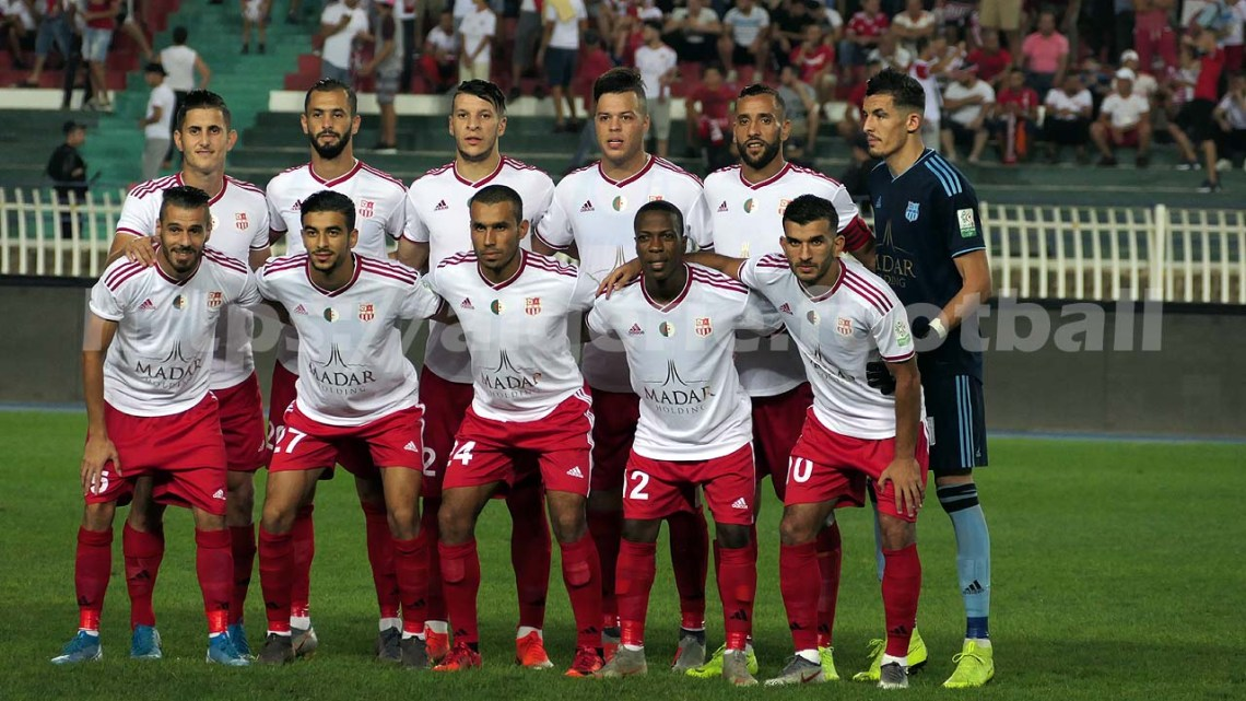Ligue des champions CAF : TP Mazembé – CR Belouizdad (0-0)