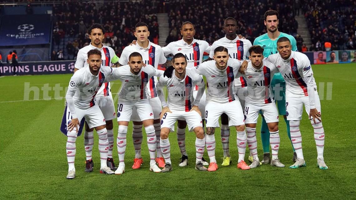 C1 : Paris SG 1 – FC Barcelone 1