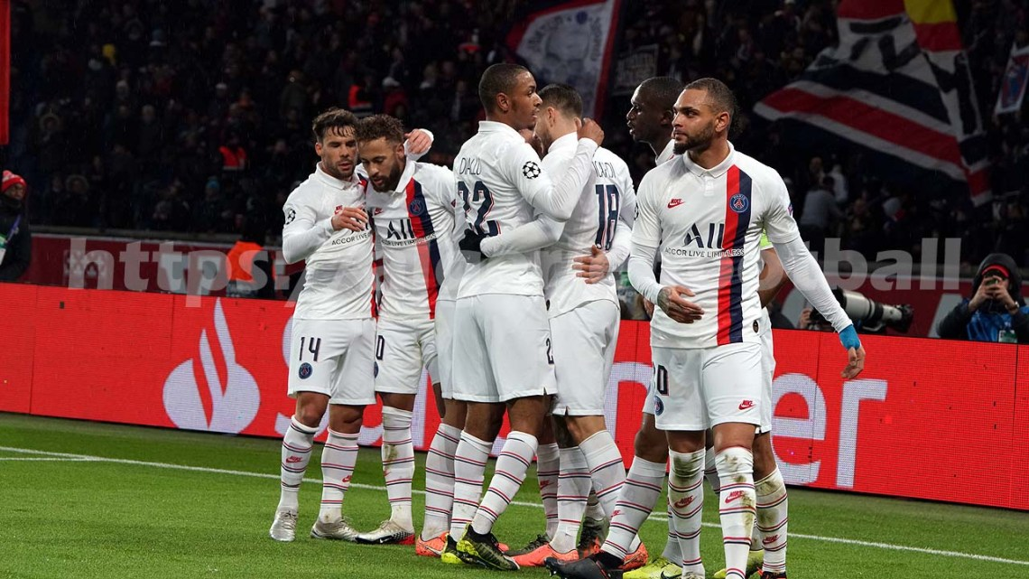 France : PSG 2 – Lens 1