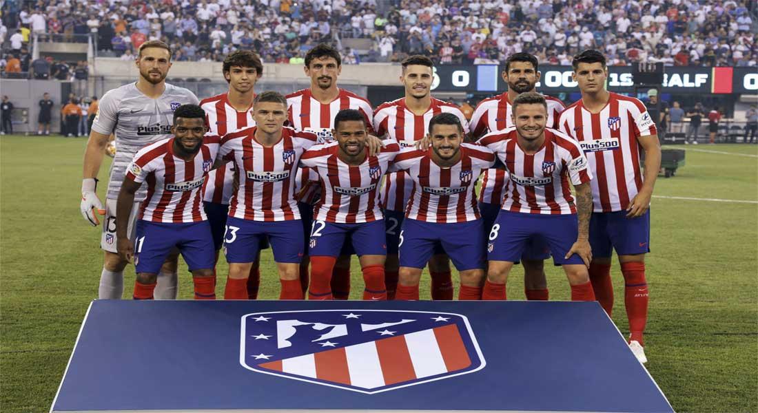 Espagne : Atlético Madrid 2 – Osasuna 1