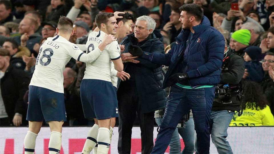 PL : Tottenham 2 – Arsenal 1