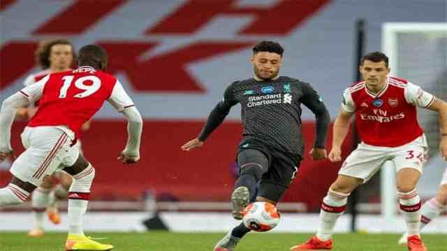 PL : Arsenal 2 – Liverpool 1
