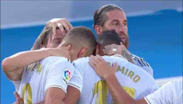 C1 : Inter 0 – Real 2 et Liverpool 0- Atalanta 2