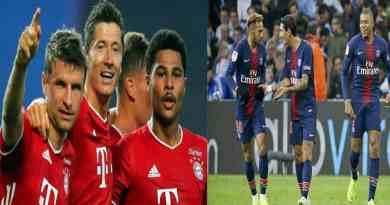 PSG Bayern