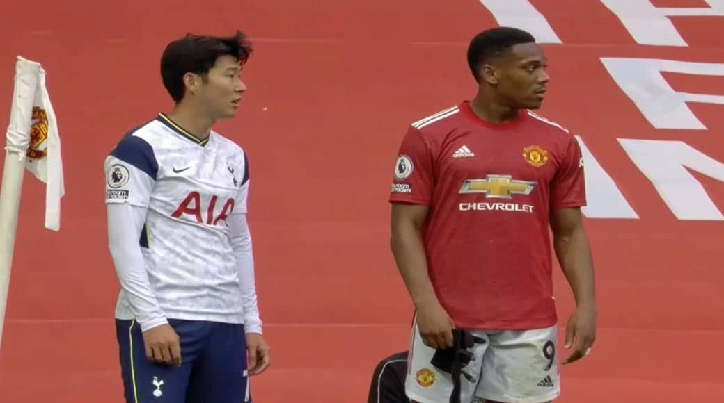 Angleterre : Manchester United 1 – Tottenham 6
