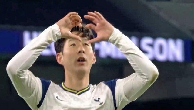 Angleterre : Tottenham – Arsenal (2-0)