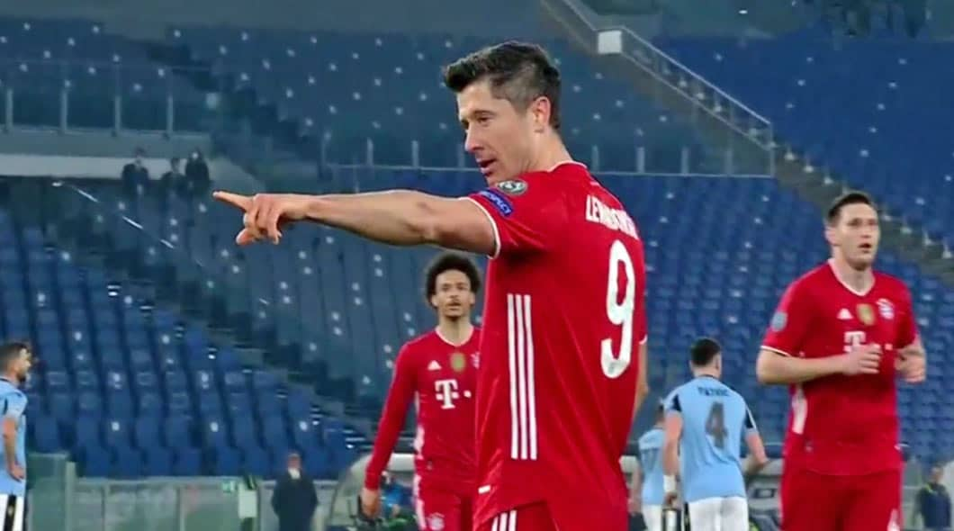 Ligue des Champions : Lazio Rome – Bayern Munich (1-4)