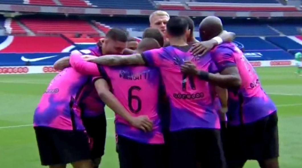 France : PSG – ASSE (3-2)