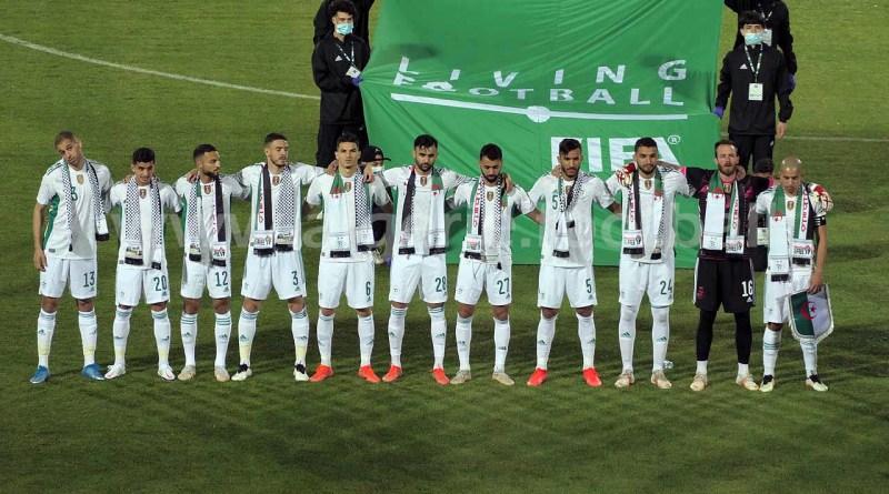 Algérie Mauritanie
